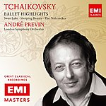 André Previn Tchaikovsky: Ballet Highlights