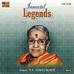 M.S. Subbulakshmi Immortal Legends -M.S.Subbulakshmi Vol-5