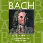 Nikolaus Harnoncourt Bach, Js : Sacred Cantatas Bwv Nos 154 - 157