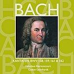 Nikolaus Harnoncourt Bach, Js : Sacred Cantatas Bwv Nos 158, 159, 161 & 162