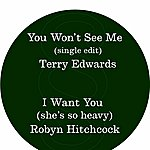 Terry Edwards You Won't See Me / I Want You (She's So Heavy)