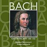 Nikolaus Harnoncourt Bach, Js : Sacred Cantatas Bwv Nos 150 - 153