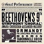 "John Alexander Beethoven: Symphony No. 9 In D Minor, Op. 125 ""Choral"""