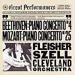Leon Fleisher Beethoven: Concerto No. 4 For Piano And Orchestra In G Major, Op. 58 And Mozart: Concerto No. 25 For Piano And Orchestra In C Major, K. 503