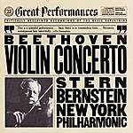 Isaac Stern Beethoven: Concerto In D Major For Violin And Orchestra, Op. 61