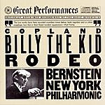 Leonard Bernstein Copland: Four Dance Episodes From Rodeo; Billy The Kid Suite