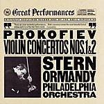 Isaac Stern Prokofiev: Concertos No. 1 & 2 For Violin And Orchestra