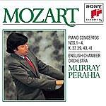 Murray Perahia Mozart: Concertos For Piano And Orchestra No. 1-4