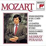 Murray Perahia Mozart: Three Concertos For Piano And Orchestra, K. 107 (After 3 Sonatas By J. C. Bach) & Schröter: Concerto For Piano And Orchestra In C Major, Op. 3, No. 3
