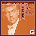 Leonard Bernstein Brahms: Symphony No. 1; Serende No. 2