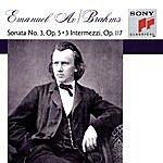 Emanuel Ax Brahms Piano Music