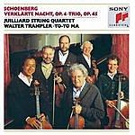 Juilliard String Quartet Schoenberg: Verklärte Nacht & String Trio