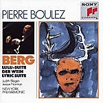 Pierre Boulez Boulez Conducts Berg