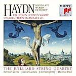 Juilliard String Quartet Haydn: The Seven Last Words Of Christ