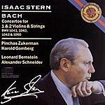 Isaac Stern Bach: Concertos For Violin, Bwv 1041-43 & 1060