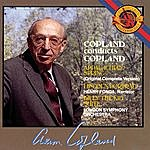 Aaron Copland Copland: Appalachan Spring, Lincoln Portrait, Billy The Kid