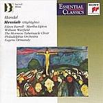 Eileen Farrell Messiah, Hwv 56 (Highlights)