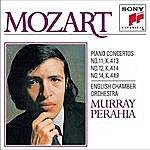 Murray Perahia Mozart: Concertos No. 11, 12 & 14 For Piano And Orchestra