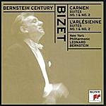 Leonard Bernstein Bernstein Century - Bizet: Carmen Suites & L'arlésienne Suites