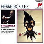 New York Philharmonic Stravinsky: Pétrouchka; Rite Of Spring