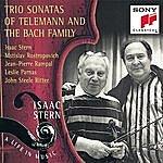 Isaac Stern Bach/Telemann: Trio Sonatas