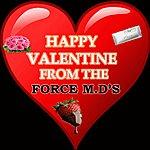 Force M.D.'s Happy Valentine - Single