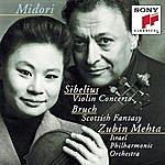 Israel Philharmonic Orchestra Sibelius: Violin Concerto In D Minor, Op. 47; Bruch: Scottish Fantasy, Op. 46