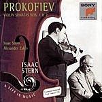 Isaac Stern Prokofiev: Violin Sonatas
