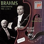 Isaac Stern Brahms: Three Sonatas For Violin And Piano