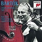 Isaac Stern Bartók: Violin Concertos Nos. 1 & 2