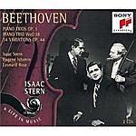 Isaac Stern Beethoven: Piano Trios; Variations, Vol. II