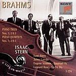 Isaac Stern Brahms: Piano Trios