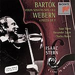 Isaac Stern Bartók: Violin Sonatas; Webern: Four Pieces For Violin And Piano