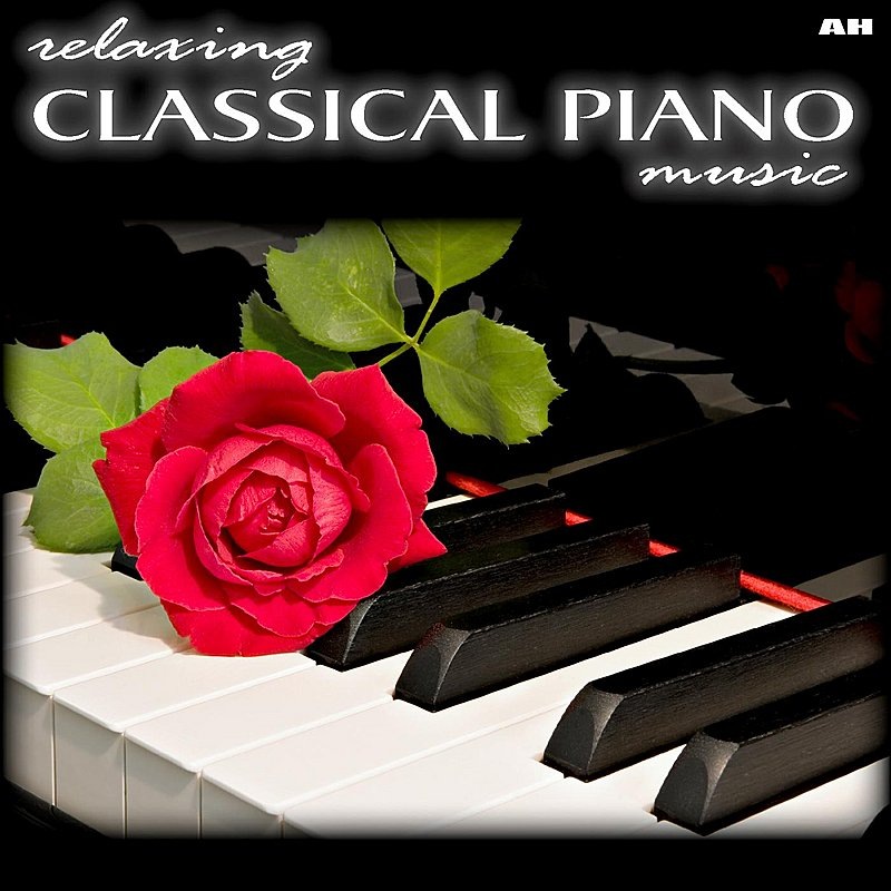 Cover Art: Relaxing Classical Piano Music