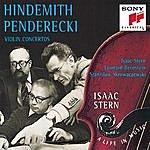Isaac Stern Hindemith/Penderecki: Violin Concertos