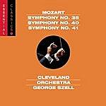 George Szell Mozart: Symphonies Nos. 35, 40 & 41