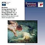 Juilliard String Quartet Brahms: String Quintets