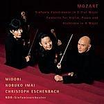 Midori Mozart: Sinfonia Concertante In E-Flat For Violin, Viola And Orchestra; Concerto In D For Violin, Piano And Orchestra