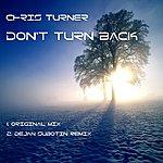 Chris Turner Don't Turn Back