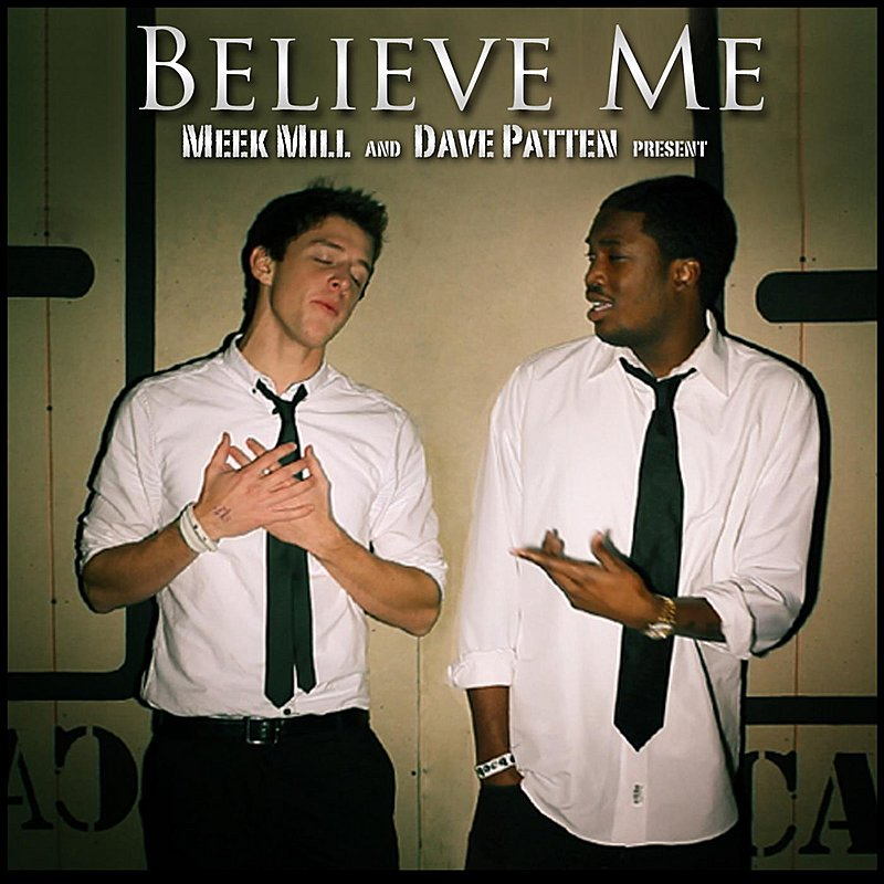 Cover Art: Believe Me (Feat. Dave Patten) - Single