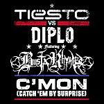 Tiësto C'mon (Catch 'em By Surprise) (Jakwob Remix) (Feat. Busta Rhymes) - Single
