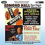 Edmond Hall Four Classic Albums Plus (Digitally Remastered)