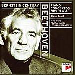 Leonard Bernstein Beethoven : Piano Concertos N° 3 & 4
