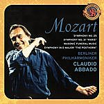 "Claudio Abbado Mozart: Symphonies No. 31 ""Paris"" & 25; Masonic Funeral Music; Posthorn Symphony [Expanded Edition]"