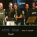 Afro Blue Band Brut & Nature