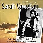 Sarah Vaughan An Evening With