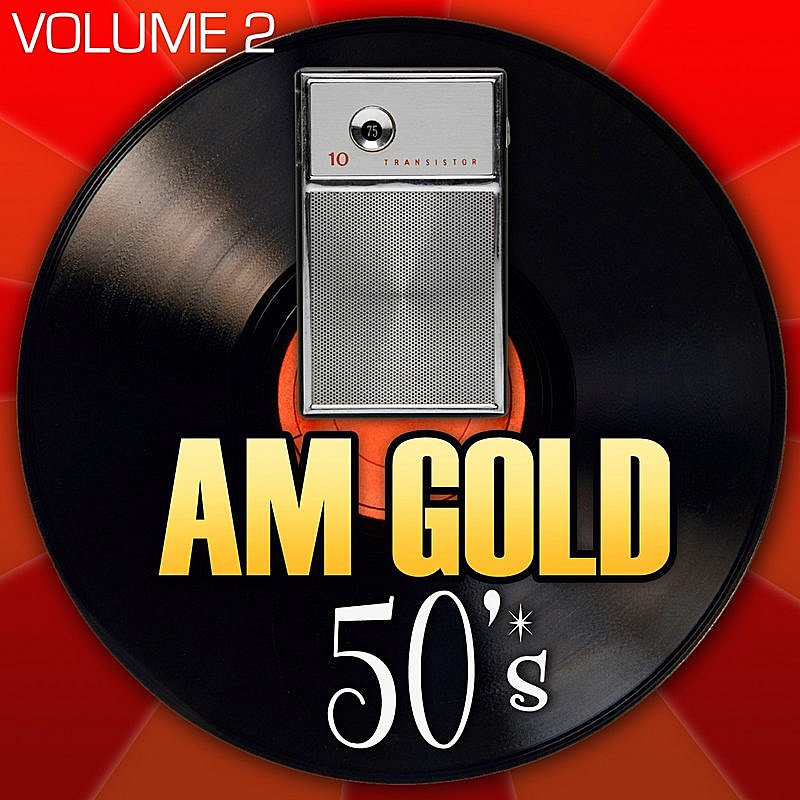 Cover Art: Am Gold - 50's: Vol. 2