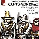 Mikis Theodorakis Canto General (Digitally Remastered)