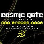 Cosmic Gate Not Enough Time