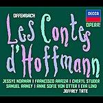 Francisco Araiza Offenbach: Les Contes D'hoffmann